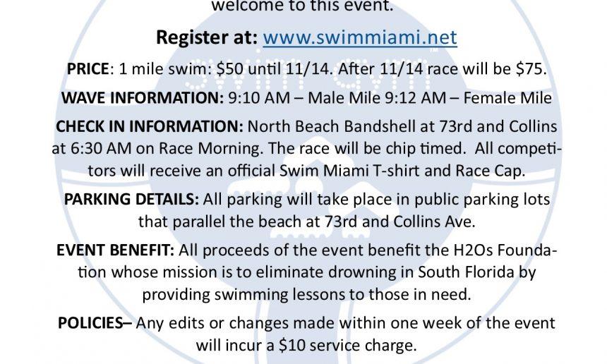 Swim 4 Nick
